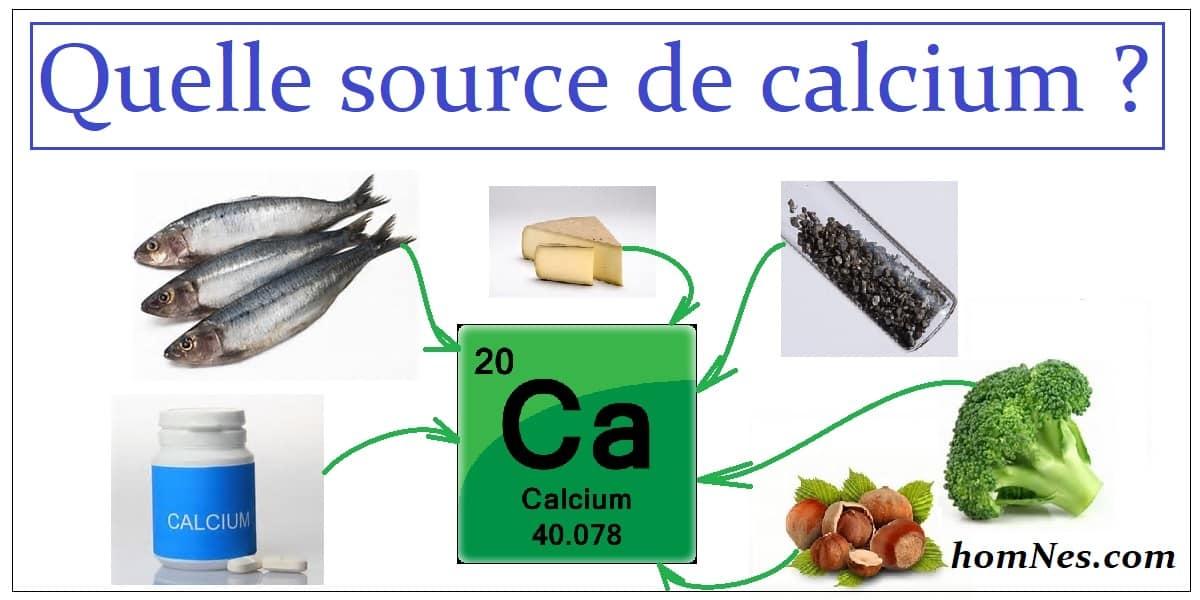 Calcium Ostéoporose - homNes