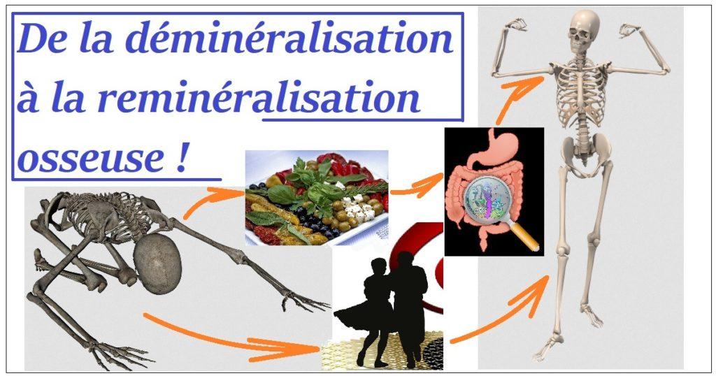 Comment arrêter et inverser la déminéralisation osseuse
