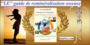 guide de reminéralisation naturelle par la prévention active - homnes